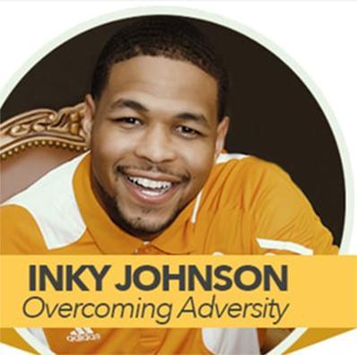 Inky Johnson to speak at GOFA Pep Fest