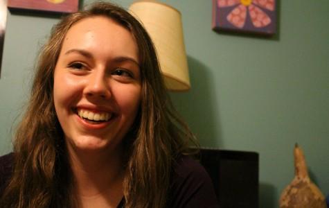 Humans of Mayo: Aggie Salzwedel