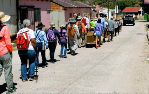 Walking the Migrant Trail