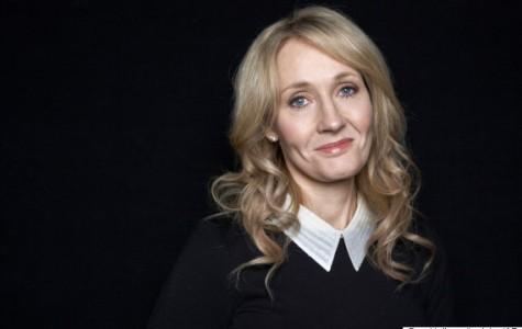 Mental Health Monday: J.K. Rowling