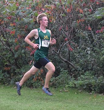 Boys Cross Country is Motivated to Win