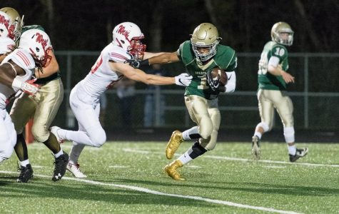 Mayo falls short to West in Homecoming game