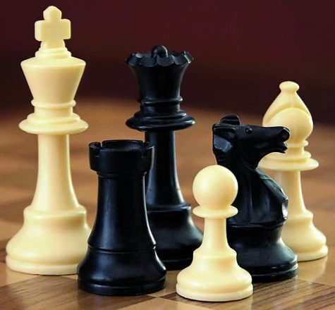 Chess Club: It'll Rook your World