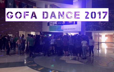 GOFA Kickoff Dance gets the party started