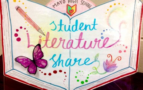 New literature program brings student work into the limelight