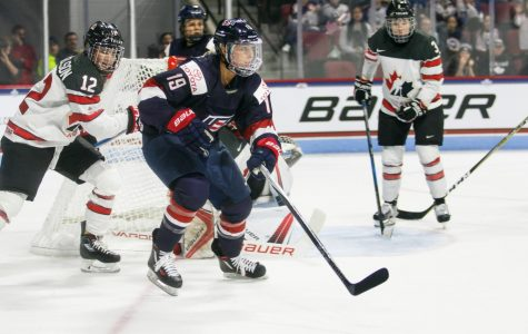 Women's USA National Hockey Team takes on Canada this Sunday