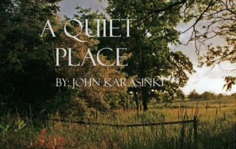 A Quiet Place makes a big noise in theaters