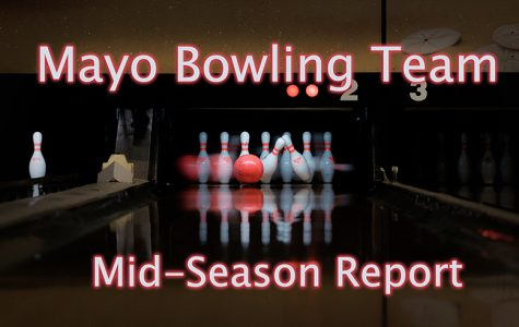 Mayo Bowling Team: Mid-Season Report