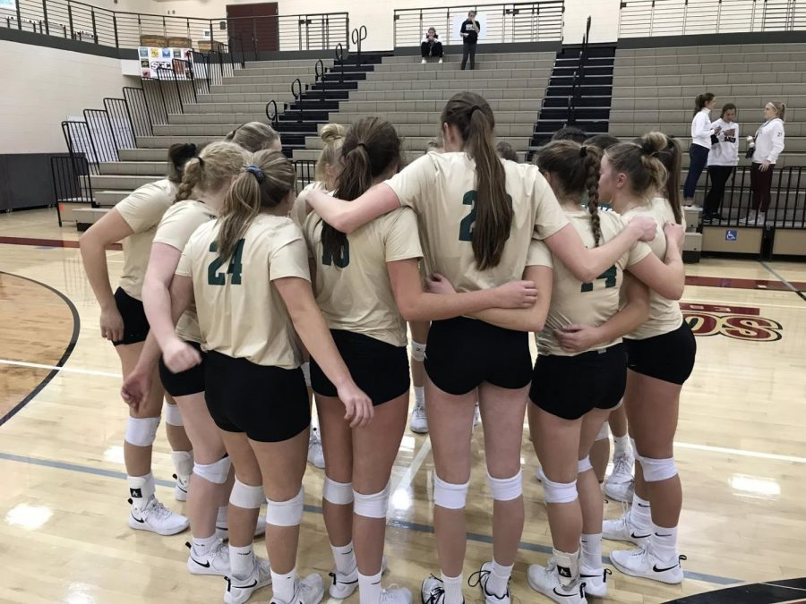 Mayo Volleyball: a season of relentlessness