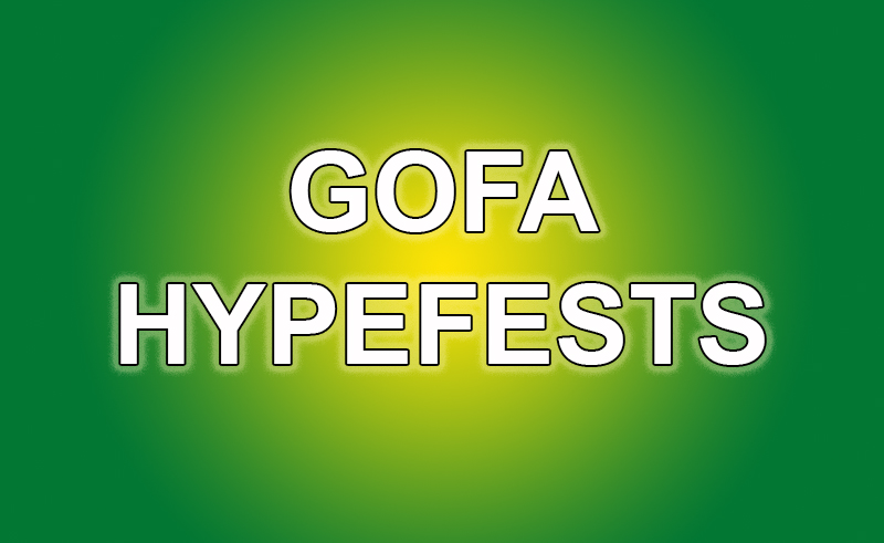GOFA HYPEFESTS