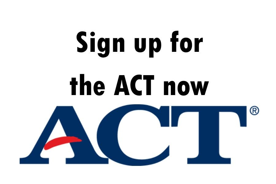 ACT+Test+Dates+-+Sign+up+now