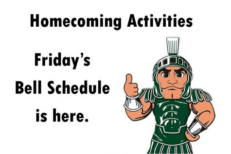 Homecoming's biggest day: Friday