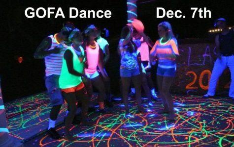 GOFA Neon Dance