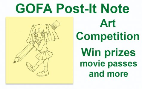 Post your art for GOFA