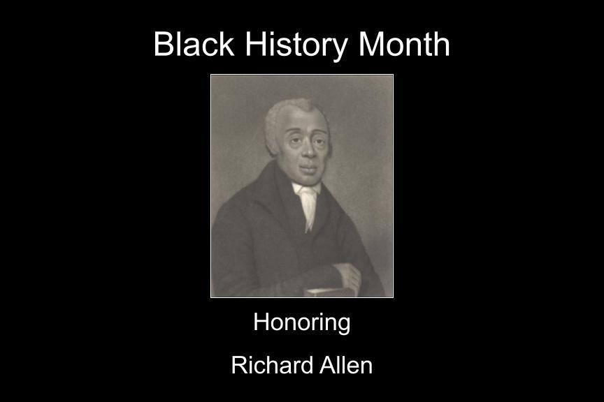 Who is Richard Allen?