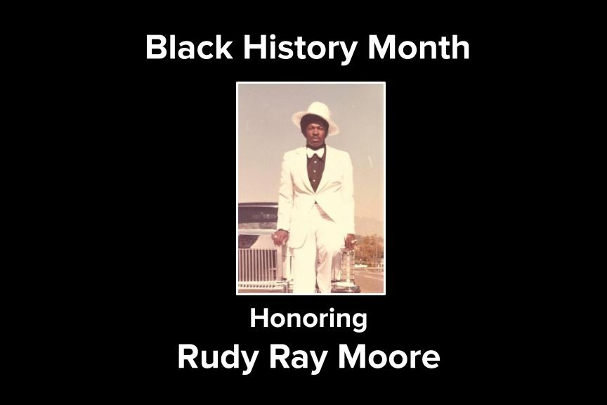 Rudy Ray Moore: The Godfather of Rap and the Citizen Kane of Kung Fu Movies
