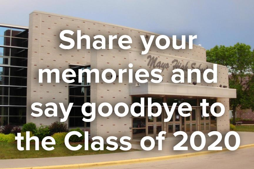 Send a message to the Class of 2020