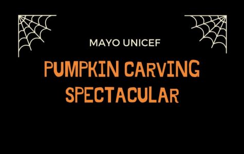 Mayo UNICEF hosts pumpkin carving spectacular