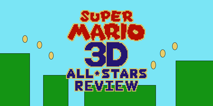 Super Mario 3D All Stars: Great Games, Poor Package