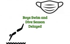 2020-2021 Boys Swim and Dive Team's season delayed