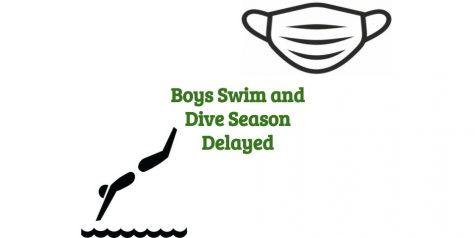 2020-2021 Boys Swim and Dive Team
