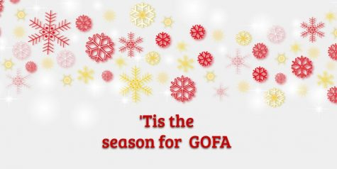 """""""Covid19 fails to put a damper on 2020 GOFA traditions""""  http://linktr.ee/2020GOFA"""