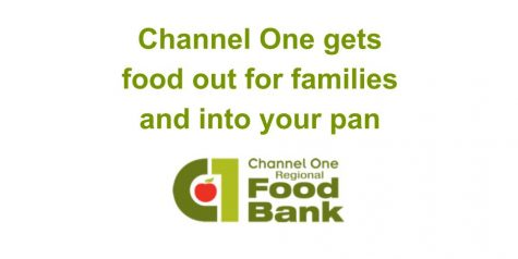 Channel One gets free food out their doors and into your pans