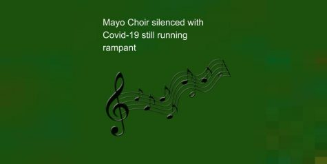 Mayo Choir fights silence with pandemic running rampant