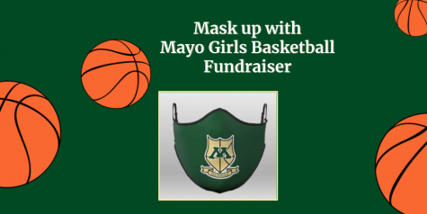 Mask up with Mayo Girls Basketball fundraiser