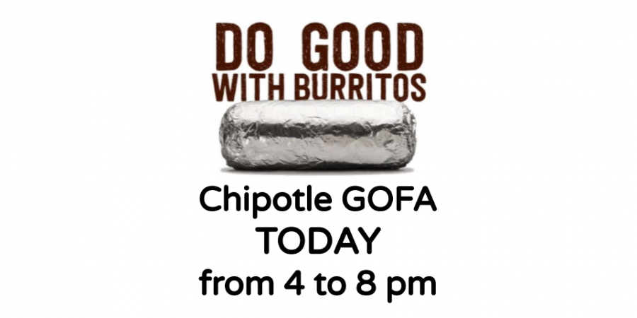 Chipotle+GOFA+today+from+4+to+8+pm