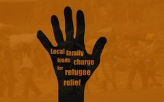 Local family leads charge for refugee relief