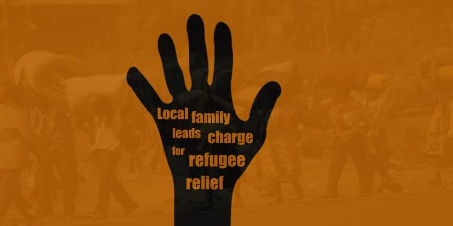Local+family+leads+charge+for+refugee+relief