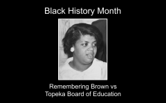 Brown vs Board of Education of Topeka: The Spark of a National Movement