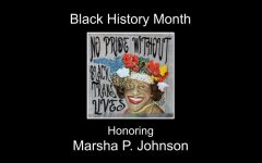 Marsha P. Johnson: A role model for the black LGBTQ+ community