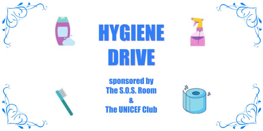 Spartans host hygiene drive