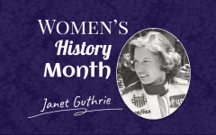 Racing great Janet Guthrie earns many firsts