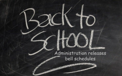 Schedules set for April in-person learning