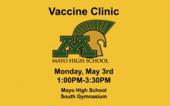 Register to get vaccinated at school this Monday