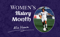Mia Hamm: greatness on and off the field