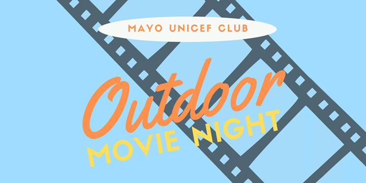 Tonight: UNICEF Movie Night